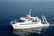 Research vessel R/V IMOR found a new wreck